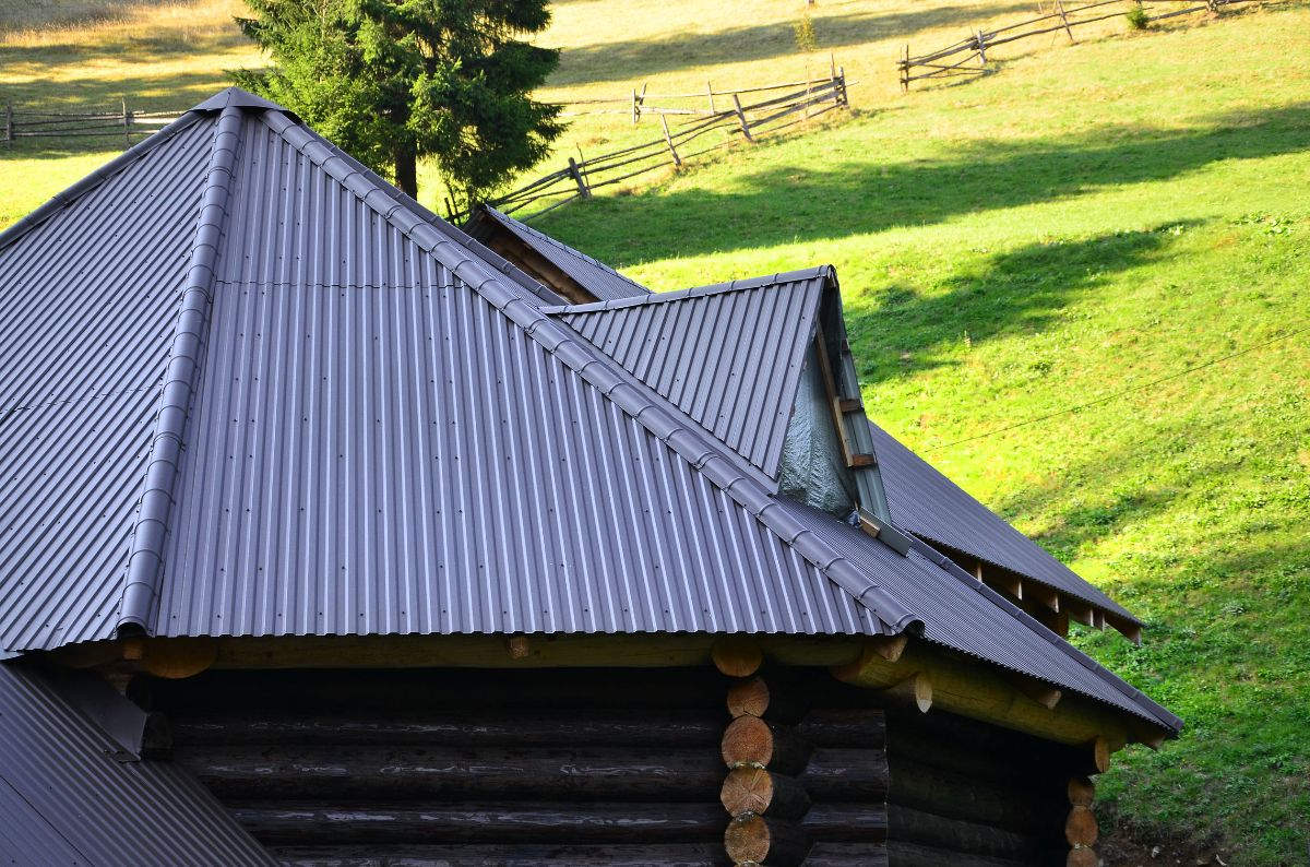 Metal Sheets Roofing